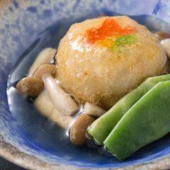 海老芋饅頭